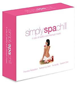 Simply Spa Moods (Coffret 4 CD)