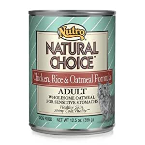 Nutro Natural Choice Canned Dog Food