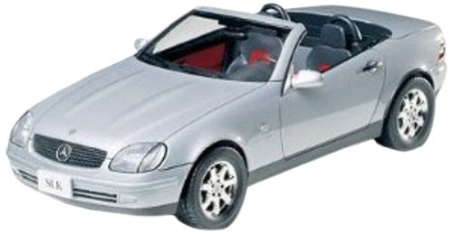 Mercedes-Benz SLK - 1:24 Cars - Tamiya