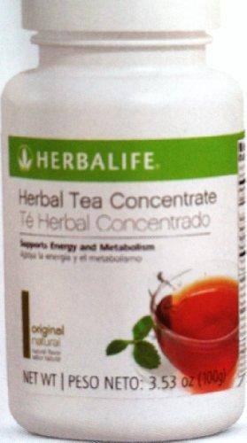Herbalife Herbal Tea 3.5 Oz Lemon Flavor