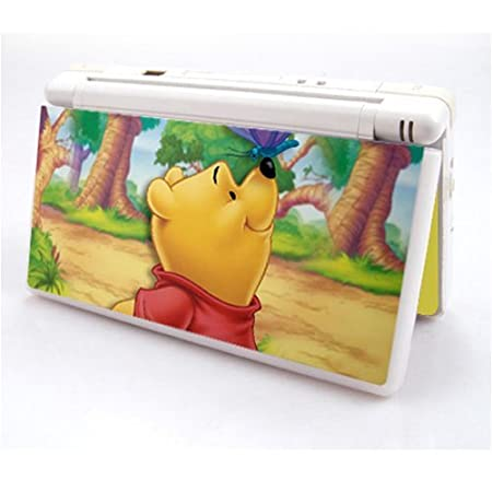 POOH Decorative Protector Skin Decal Sticker for Nintendo DS Lite