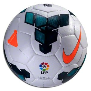 Amazon.com : Nike Incyte La Liga LFP Official Match Soccer Ball