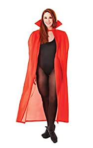"56"" Red Cape - Adult Accessory Adult - One Size"