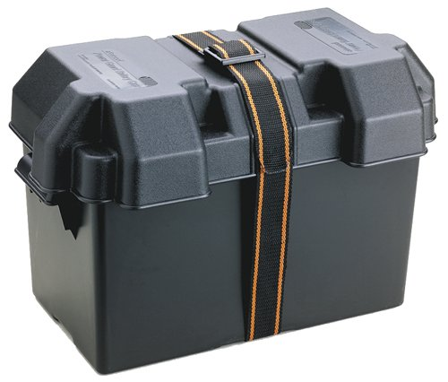 Attwood Power Guard 27 Battery Box, Vented, 27 series