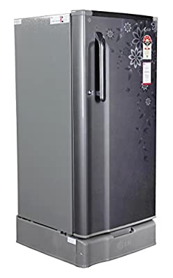 LG GL-205XADE5 Powercut Evercool Single-door Refrigerator (190 Ltrs, 5 Star Rating, Silk Ornate)