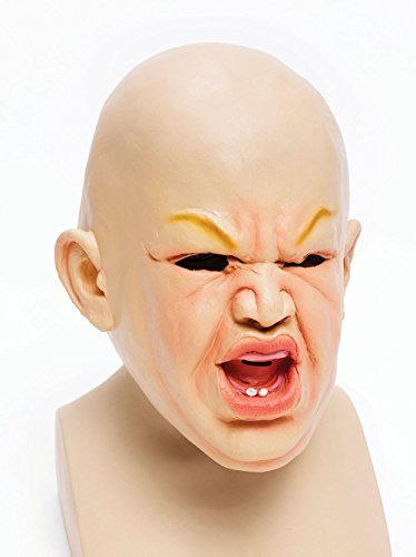 Bristol Novelty Skin Baby Mask. Scary. Masks - Men's - One Size.