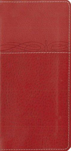 NIV Trimline Bible, Italian Duo-tone, Cherry/Cherry 1984 PDF