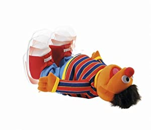 Fisher-Price T.M.X. Tickle Me Ernie (Tamaño: 11 inches)