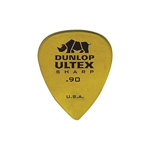 Jim Dunlop 433P73 Dun Ultex Sharp 6Pk