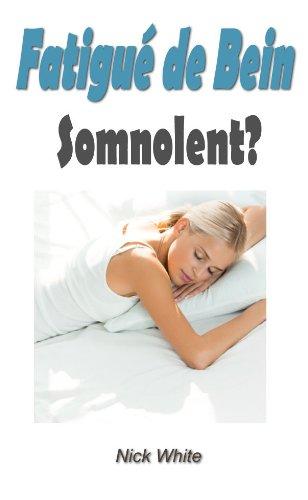 Couverture du livre Fatigué d'être Endormi?
