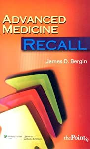 Advanced Medicine Recall PDF by James D. Bergin