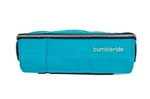 Bumbleride Indie Snack Pack Aqua - Organizador para silla de paseo de bebé