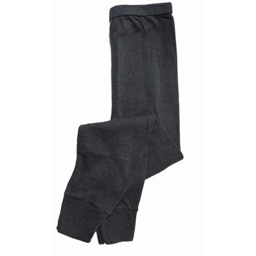 Boys Thermal Clothing Long Johns (British Made) (Age: 6-8, Hip: 21.5 Inch) (Charcoal) front-1071653