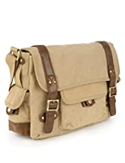 Pure Cotton Canvas Dispatch Bag