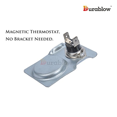 Durablow Magnetic Thermostat Switch for Fireplace Blower Fan / Kit (Heat N Glo Blower compare prices)