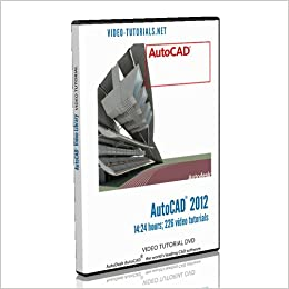 Learn AutoCAD 2012 Video Tutorial DVD (AutoCAD Video Library): Video ...
