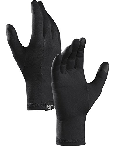 Arcteryx Phase Glove Black Medium (Phase Liner Glove compare prices)