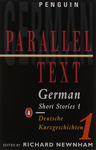 German Short Stories 1: Parallel Text Edition (Parallel Text, Penguin) (v. 1) (German and English Edition)