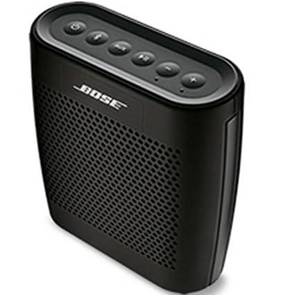 【国内正規品】Bose SoundLink Color ポータブルワイヤレススピーカー Bluetooth対応 ブラック SLink Color BLK