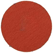 "3M Roloc Disc TS 777F, YF Weight Cloth, Ceramic Aluminum Oxide, 2"" Diameter, 80 Grit (Pack of 50)"