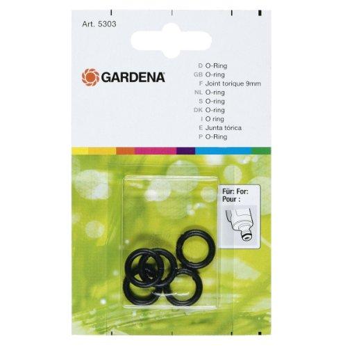 Gardena 5303-20 O-ring, 9 mm, 5 Pezzi