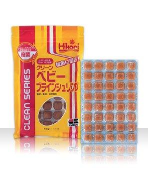【冷凍飼料】クリーン・ベビーブラインシュリンプ