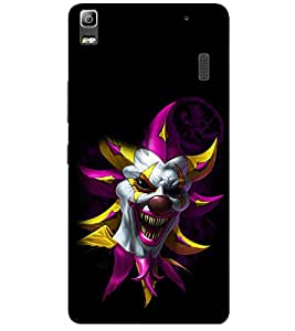 Doyen Creations Printed Back Cover For Lenovo K3 Note