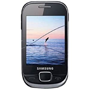 Samsung Champ 3.5G GT-S3770 (Ebony Black)