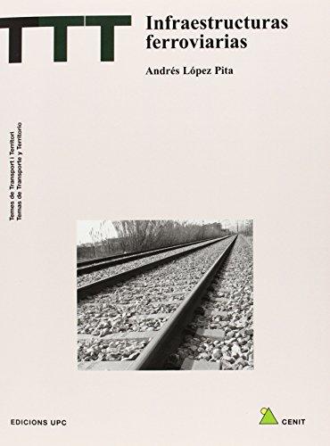 Infraestructuras Ferroviarias  [Lpez Pita, Andrs] (Tapa Blanda)