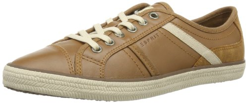 ESPRIT Women's Megan Lace Up Trainers