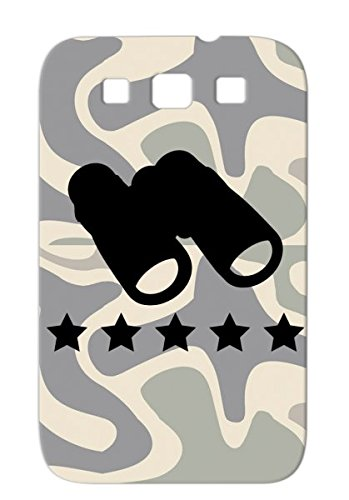 Shock Absorption Fernglas Best R1Ai Black Symbols Shapes Cool Haters Zoom Look I Binoculars See Lupe Dont You For Sumsang Galaxy S3 Case