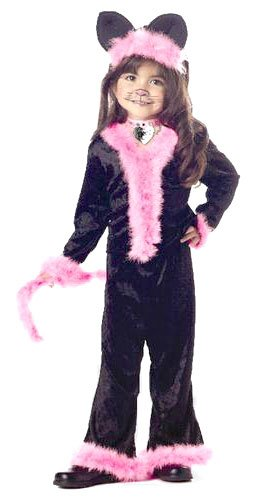 TODDLER Pretty Kitty Costume