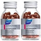 PHYTO PHYTOPHANERE COMPLÉMENT ALIMENTAIRE ACTION ANTICHUTE ET FORTIFIANTE 2 X 120 CAPSULES