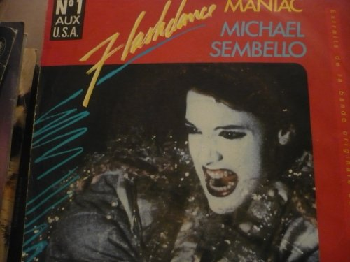 M Sembello -Maniac-Flashdance-