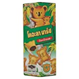 Lotte Koala Chocolate Filled Biscuit 41g. (Pack of 6)