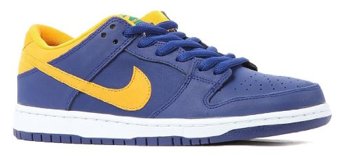 Nike Dunk Low Pro Sb Mens Sneakers (304292-473) Size 6