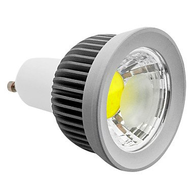 5W Cob Smd Led Gu10 Dimmable Spot Light Bulb Lamp Chip Ce & Rohs 3 Years Warranty 6000K ( Voltage : 220V )