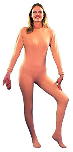 Nude Body Suit Adult Large Accessory