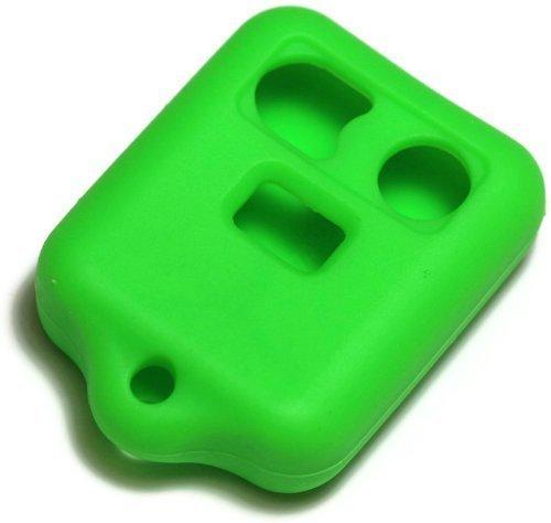 dantegts-verde-silicona-llavero-funda-proteccion-de-fundas-para-smart-remote-key-chain-compatible-fo
