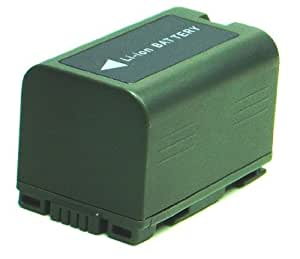 BRAND NEW LI ION RECHARGEABLE BATTERY PACK FOR DIGITAL CAMERA/CAMCORDER MODEL/PART NO: PANASONIC CAMCORDER MODEL/PART NO : NV DS150B PV DV851D NV MX2