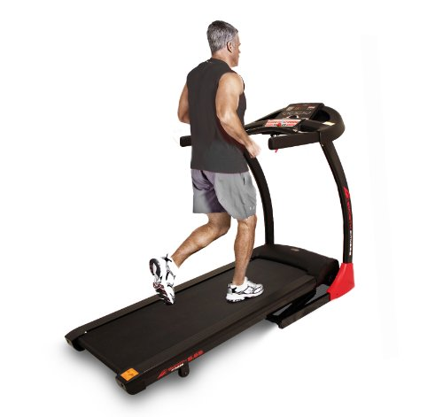 Smooth Fitness 5.65 Folding Treadmill