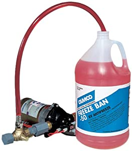 Camco 36543 RV Pump Converter Winterizing Kit from Camco