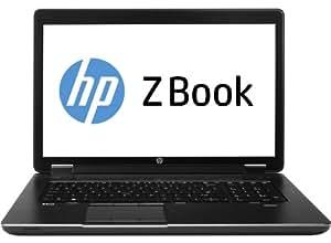 "HP 17 Ordinateur Portable 17.3 "" NVIDIA Quadro K3100M Windows 7 Professional Noir"