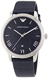 Emporio Armani AR1651 Mens Classic Blue Watch