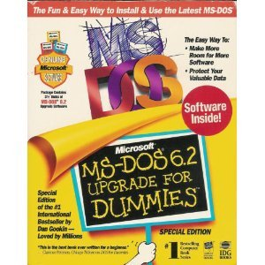 Ms-dos 6.2 Upgrade (For Dummies)