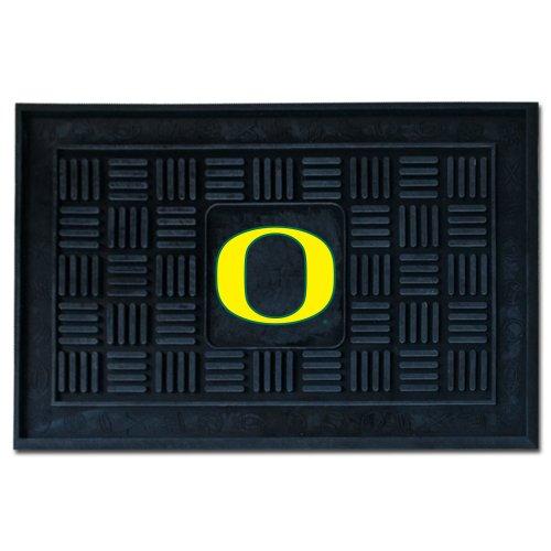 Fanmats Ncaa University Of Oregon Ducks Vinyl Door Mat front-336882