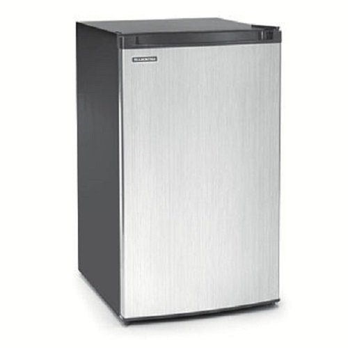 4.4 Cu.ft. Reversible Door Small Compact Refrigerator with Adjustable Tempered Glass Shelves by Tramontina (Small Refrigerator Shelf compare prices)