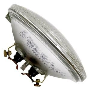 Ge 42072 - 35 Watt Halogen Light Bulb - Par36 - 12 Volt - Very Wide Flood - 4,000 Life Hours - 400 Lumens - 35Par36/H/Vwfl
