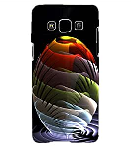 ColourCraft Colourful Beautiful Image Design Back Case Cover for SAMSUNG GALAXY A3