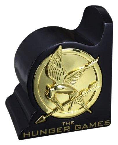 The Hunger Games Movie Bookend sculptural
